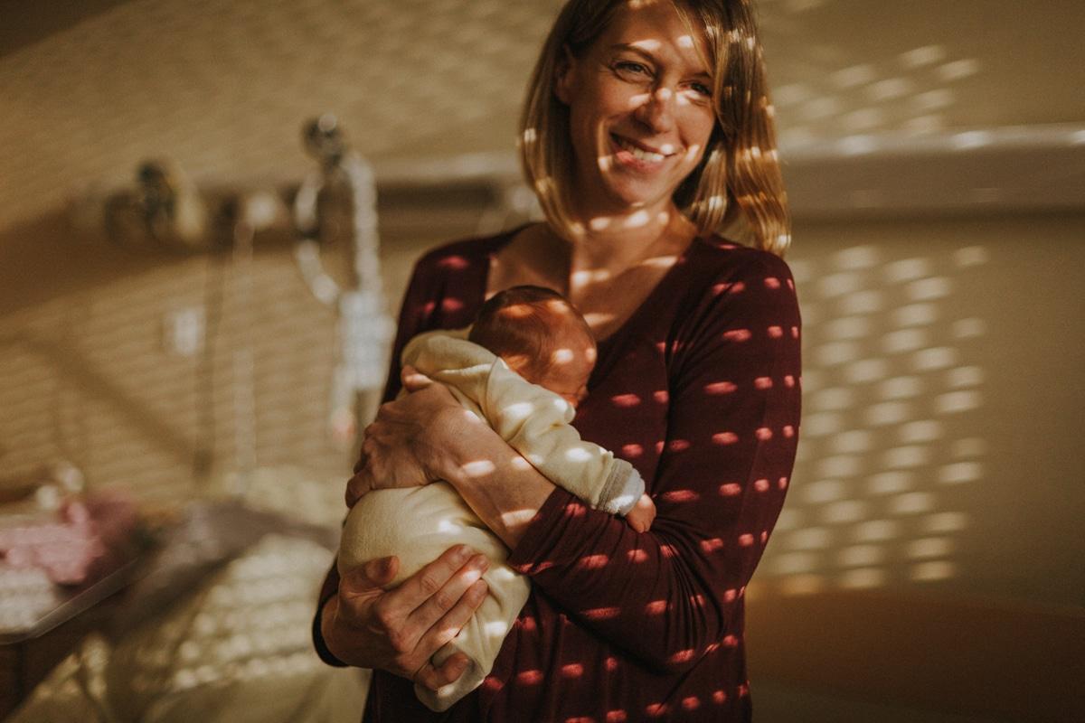 Séance naissance à la maternité de Auch