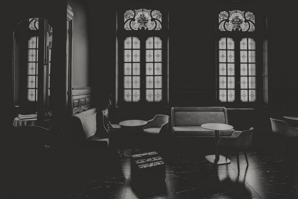 Raconter des histoires en photo, hôtel ancien, Auch, MGphotographies